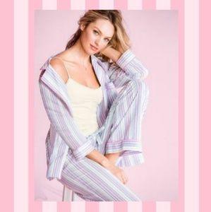 VS Shimmer Pajama Set